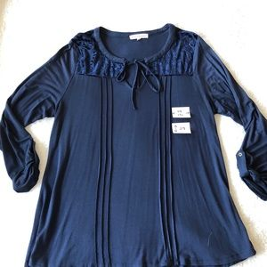 Tops - Soft and flattering top